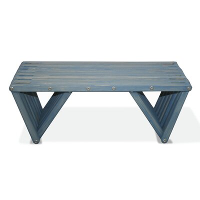 Xquare Coffee Table Finish: Sky Blue