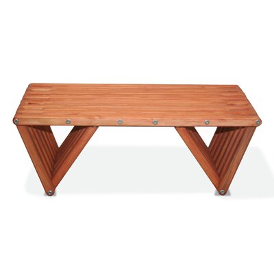 Xquare Coffee Table Finish: Buffalo Wing
