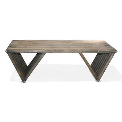 Xquare Coffee Table Finish: Wild Black