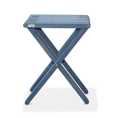 X45 End Table Color: Sky Blue