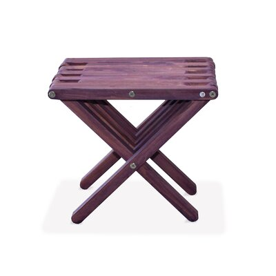 End Table Finish: Purple Berry