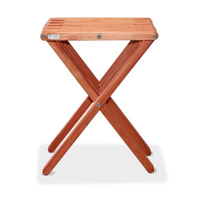 X45 End Table Finish: Buffalo Wing