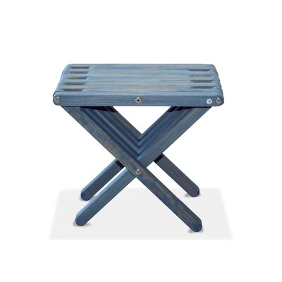 End Table Finish: Sky Blue