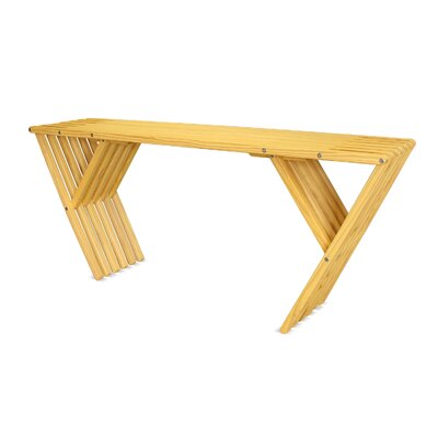 Xquare Console Table Finish: Clear
