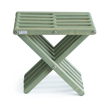 Xquare Side Table Finish: WoodlandGreen