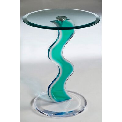 End Table Color: Teal