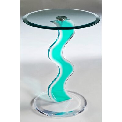 End Table Finish: Turquoise