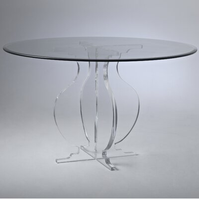 Athena Dining Table Size: 54 inch