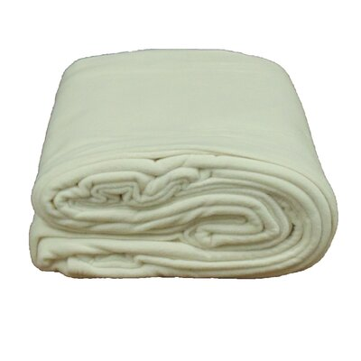 Blanket Size: Full/Queen, Color: Ivory