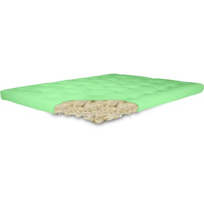 Teddy Bear 2 Chemical Free Wool Mattress Topper Size: Extra Long Twin