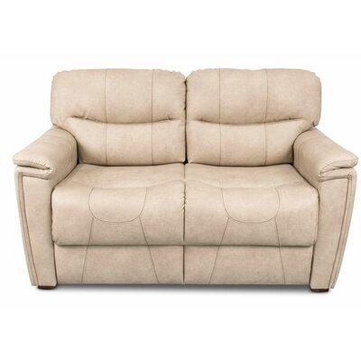 Trifold Sleeper Sofa Upholstery: Grantland Doeskin
