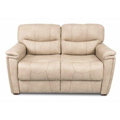 Trifold Sleeper Sofa Upholstery: Grandland Doeskin