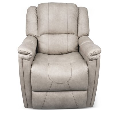 Manual Swivel Glider Recliner Upholstery: Grantland Doeskin
