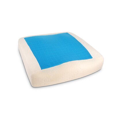 Contoured PU Gel Seat Cushion