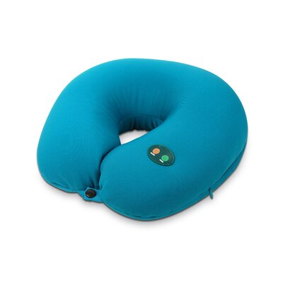 Massaging Neck Pillow Color: Green