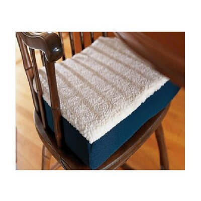 Gel and Fleece 2-in-1 Comfort Dining Chair Cushion