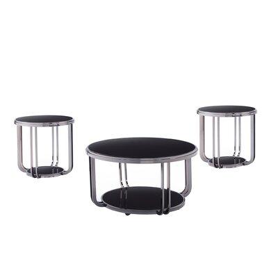 Bernadette Three Piece Coffee Table Set