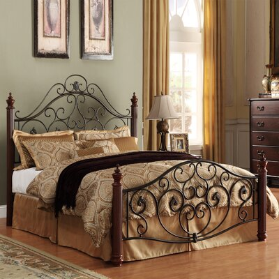 Wilkes Panel Bed Size: Full