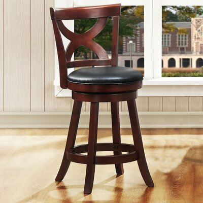 Wade 24 Swivel Bar Stool
