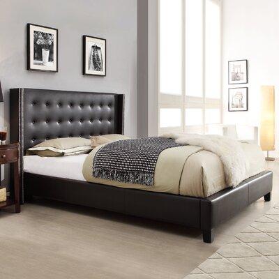 Mackenna Upholstered Platform Bed Size: King