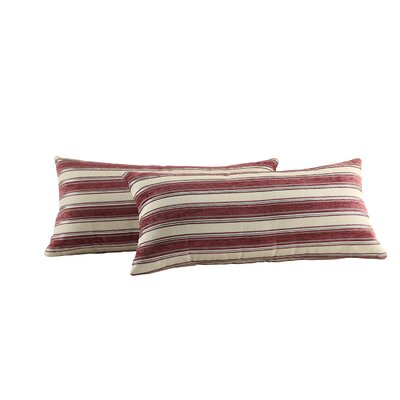 Ariana Stripe Kidney Lumbar Pillow