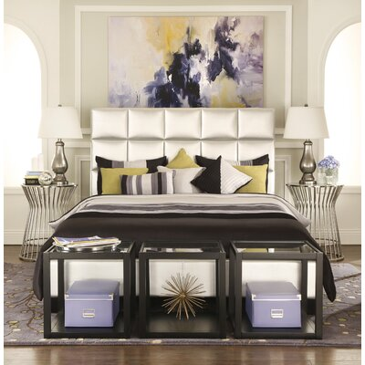 Kingstown Upholstered Platform Bed Size: Full