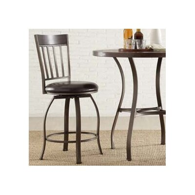 Shayne 24 Swivel Bar Stool