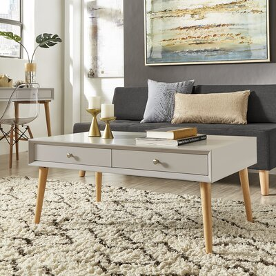 Blakeney Coffee Table Color: Silver Birch
