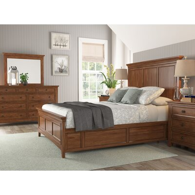 Sefton Traditional Queen Panel Customizable Bedroom Set