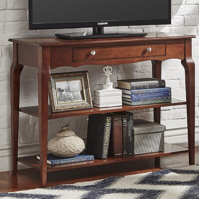 Shawnee Console Table Color: Espresso