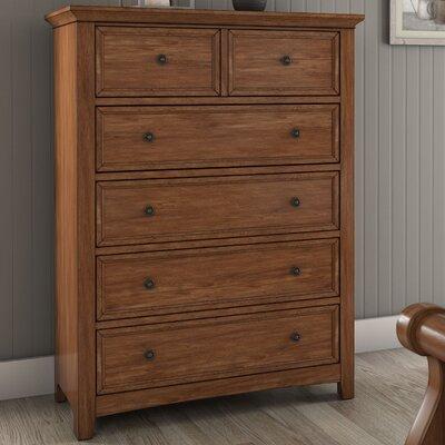 Sefton 6 Drawer Chest Color: Oak