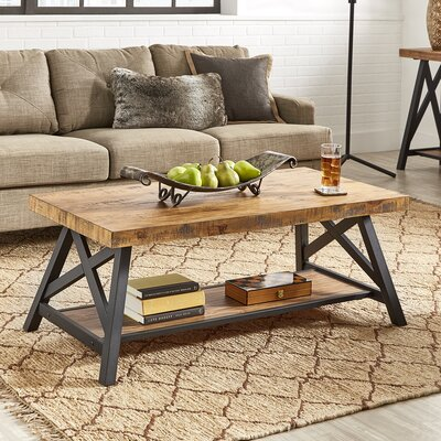 Silvis Coffee Table Color: Oak
