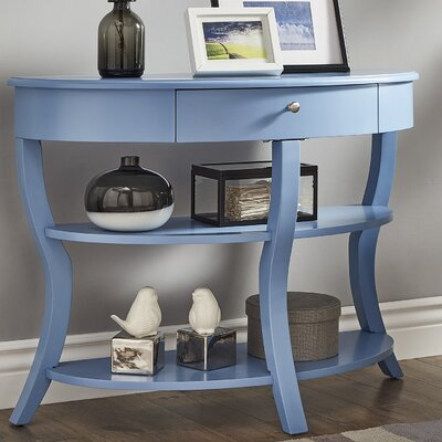 Nilsson Console Table Finish: Heritage Blue
