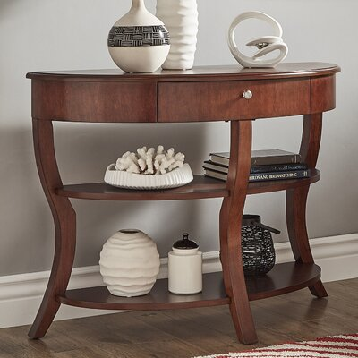 Nilsson Console Table Finish: Espresso