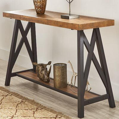 Silvis Console Table Finish: Oak