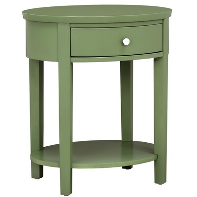 Newland End Table Finish: Meadow Green