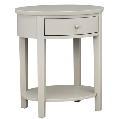 Newland End Table Finish: Silver Birch