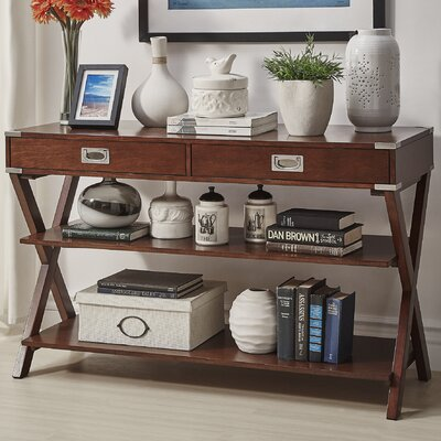 Heracles Console Table Finish: Espresso