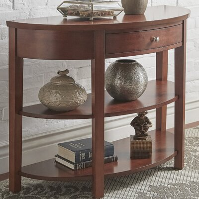 Kiantone Console Table Finish: Espresso