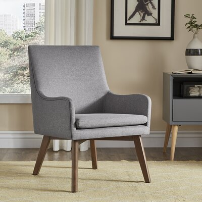 Derrico Armchair Upholstery : Gray