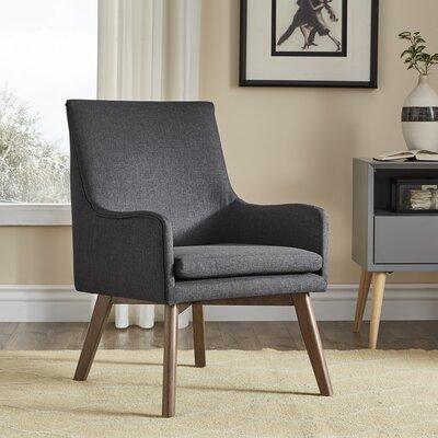 Derrico Armchair Upholstery : Drak Gray