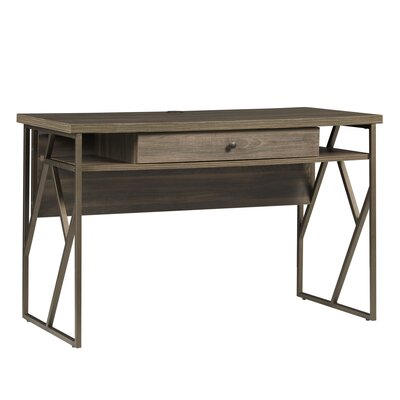 Distressed Storage Writing Desk 1746 Product Photo