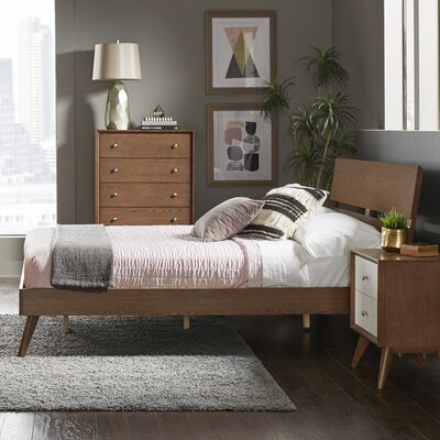 Angelo Queen Platform Bed