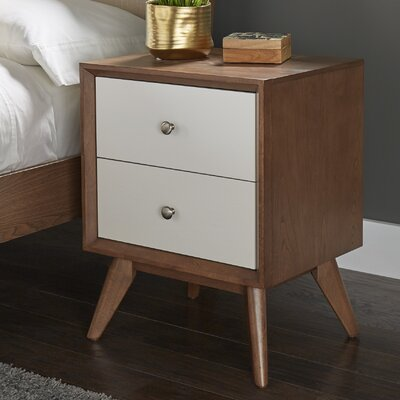 Angelo 2 Drawer Nightstand