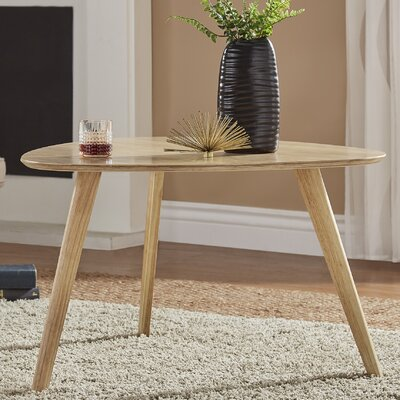 Ashling Coffee Table Color: Natural