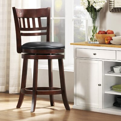 Quarry 24 Swivel Bar Stool