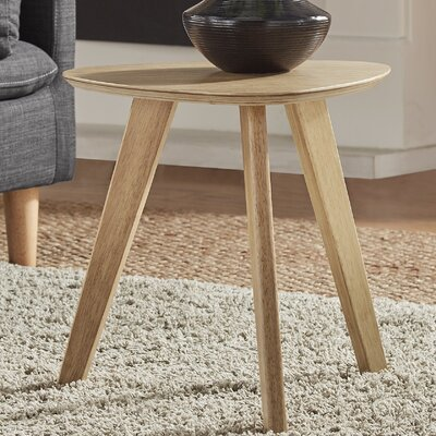 Ashling End Table Color: Natural