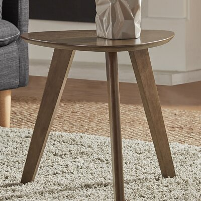 Ashling End Table Color: Walnut