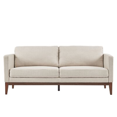 Alba Sofa Upholstery: Beige