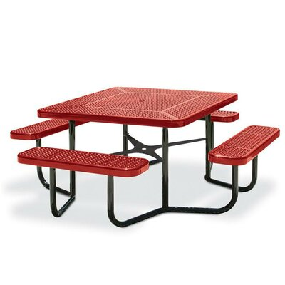 Anova Picnic Table - Finish: Green at Sears.com